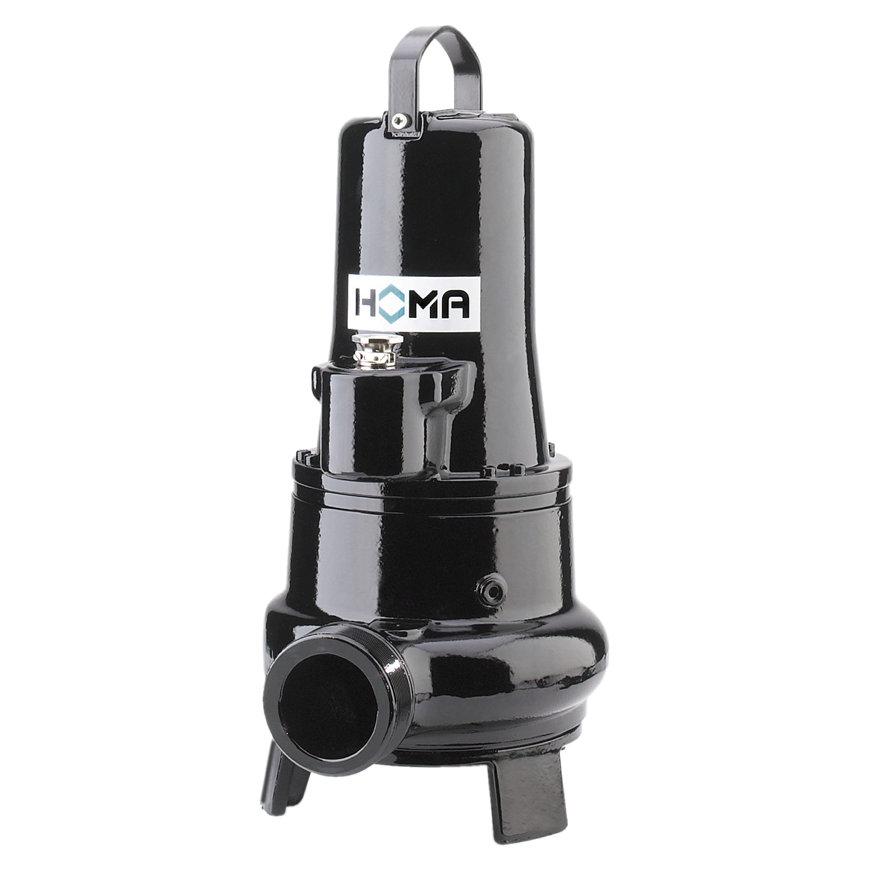 Homa dompelpomp voor vuil- en afvalwater, TP 53 M 14/2 D, gietijzer, 400 V  default 870x870