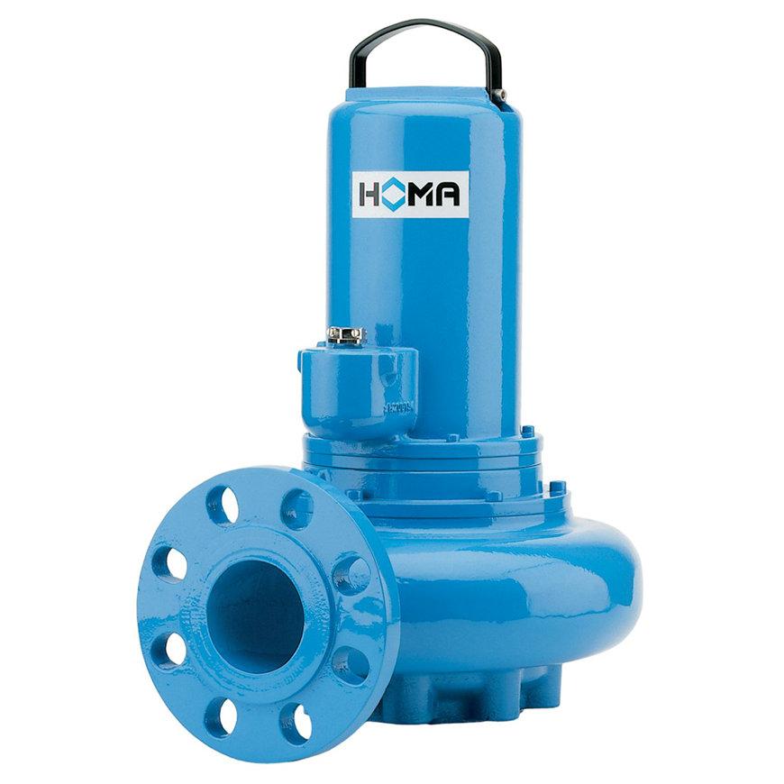 Homa dompelpomp voor afvalwater en fecaliën, TP 70 M 26/4 /C D Ex, gietijzer, 400 V