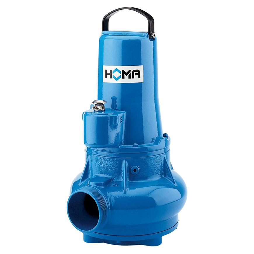 Homa dompelpomp voor afvalwater en fecaliën, TP 70 V 16/4 W, gietijzer, 230 V  default 870x870
