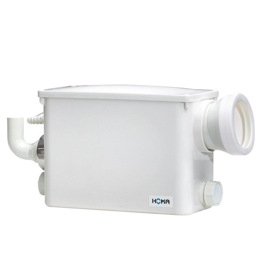 Homa wc transporteur met snijwerkpomp, Saniflux V, 230 V  default 870x870