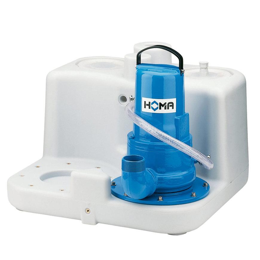 Homa afvalwater opvoerinstallatie, Saniboy G 180-16 D, 400 V  default 870x870