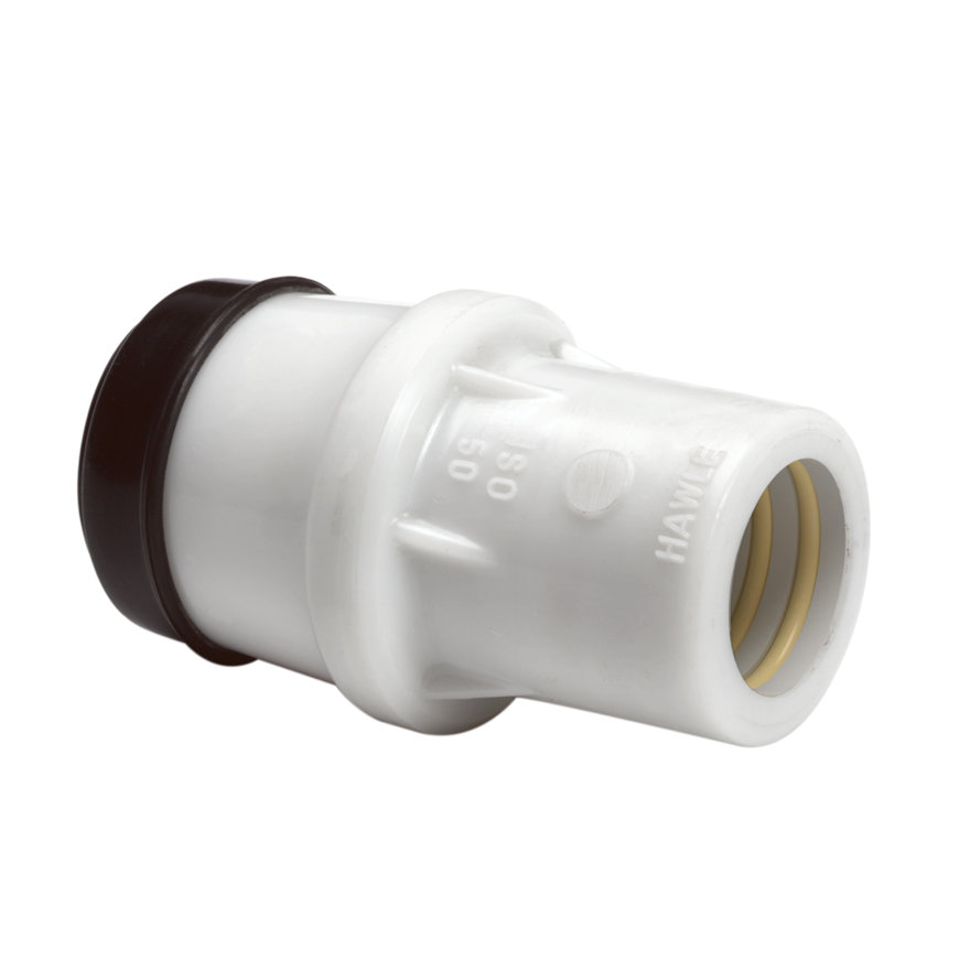 Hawle koppeling, GASTEC QA, steek x inwendig koper, 40 x 35 mm  default 870x870