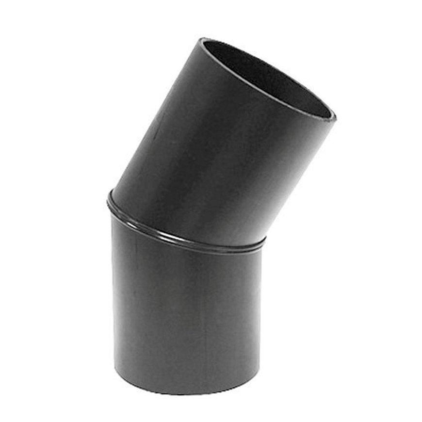 Pe afvoerbocht 30°, 2x spie, KOMO, 110 mm  default 870x870