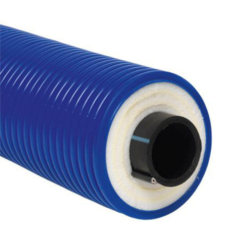 Microflex Cool Uno, geïsoleerde buis, 32 mm met vorstkabel, type MV7532PE, l = max 100 m