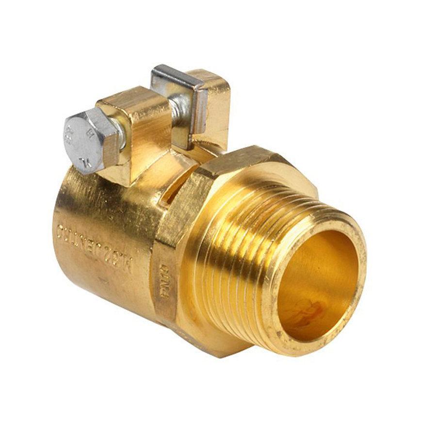 "Microflex koppeling, PE-X, ¾"" x 20 x 2,8 mm, sanitair, type MJ3413420/28"