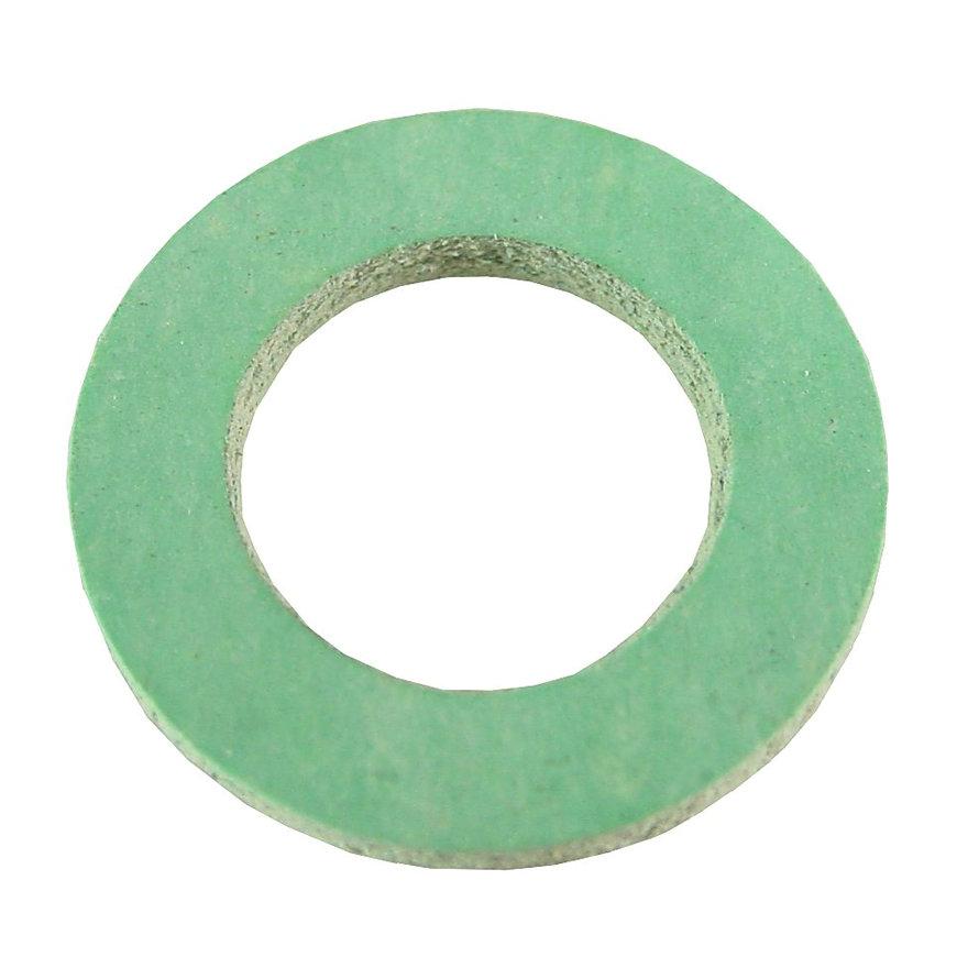 """Asbestvrije ringen, groen, 3/8"""", 14 x 9 x 2 mm"""