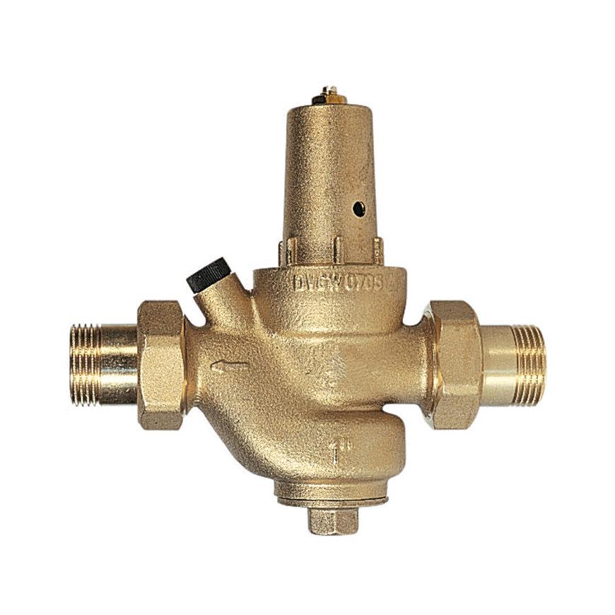 "Watts reduceerventiel, type DRV, 2x bu.dr., 2"", 50 mm"