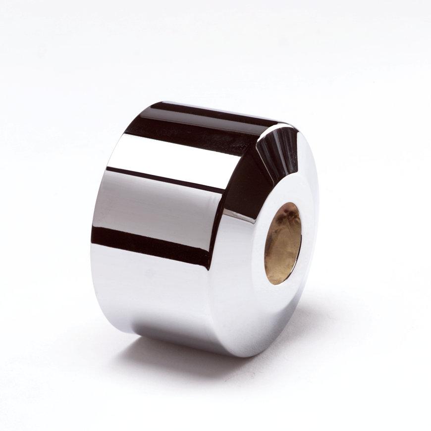"Chromen rozet, 40 mm x ½"" - Wildkamp.nl"