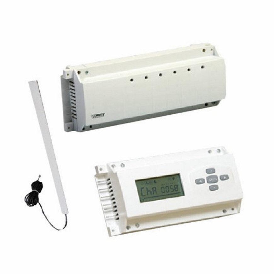 Watts RF master-ontvanger 4 zones, incl. timer, ontvanger en antenne, 230 V, 433 MHz, verwarmen  default 870x870