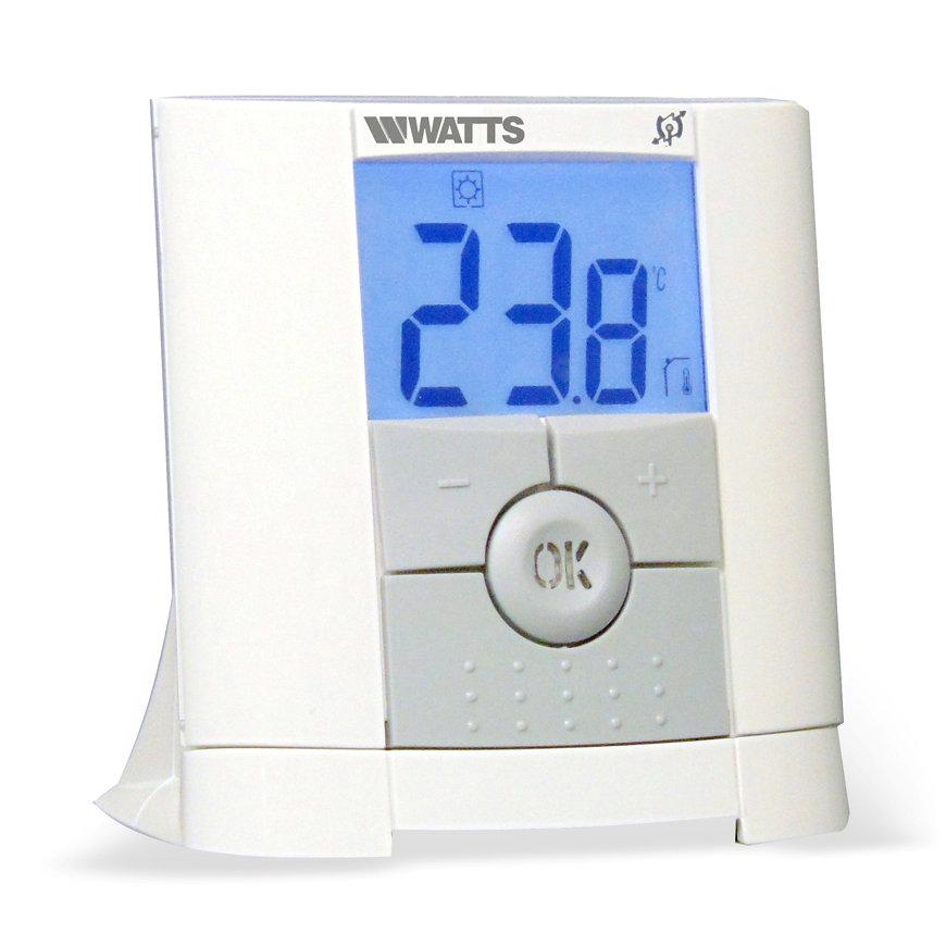 Watts Vision digitale kamerthermostaat, type BT-D02 RF, 868 Mhz  default 870x870