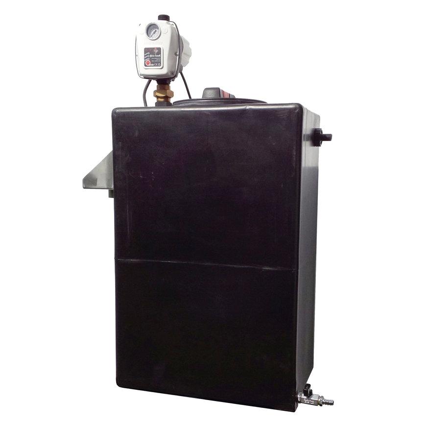 Watts breektank, tankinhoud 105 l, EasyBreak, type AB15-105L-ES 3/4, Basic, 1 pomp