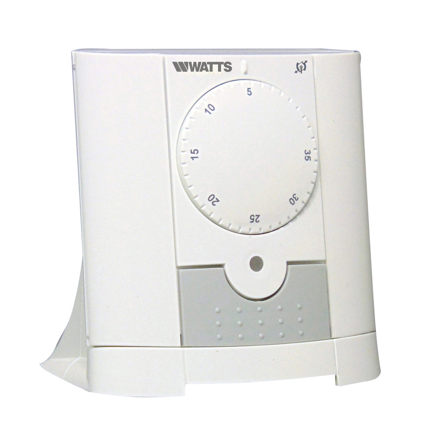 Watts Vision kamerthermostaat, type BT-A02 RF, draadloos, 868 Mhz  default 870x870