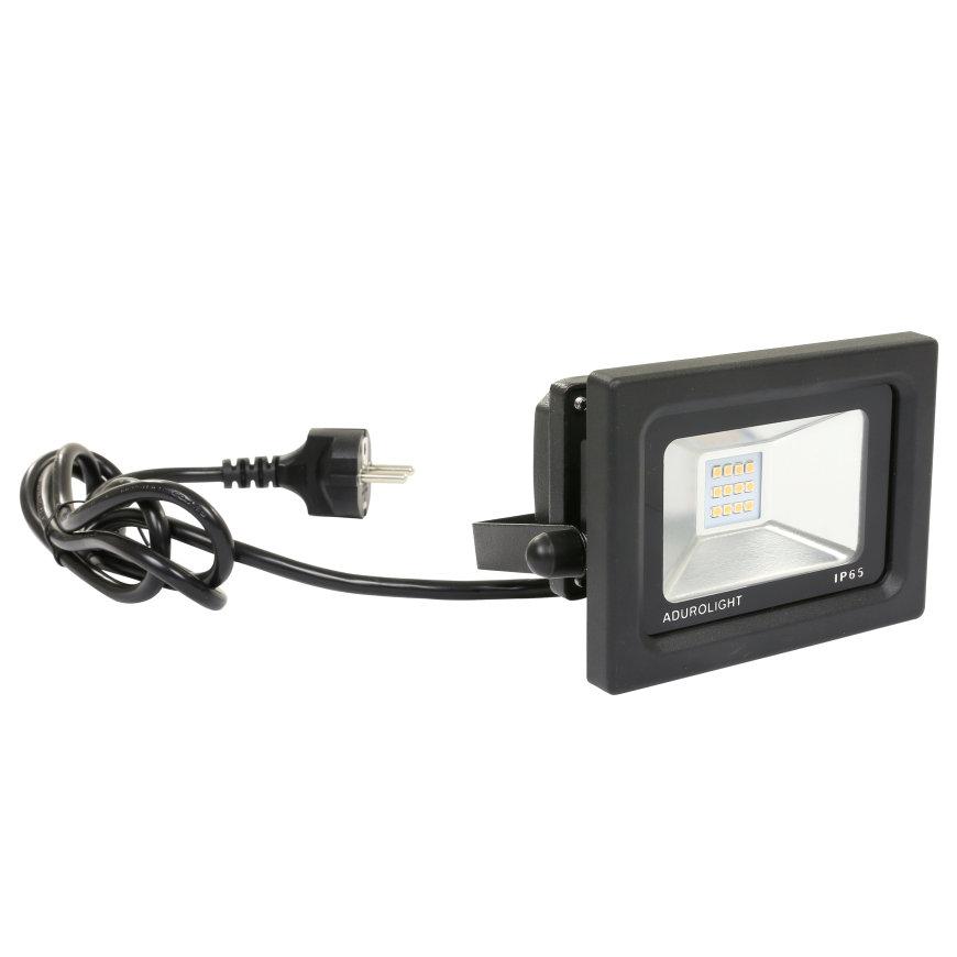 Adurolight® Premium Quality Line led schijnwerper, Firmio 10, 10 W, 3000 K  default 870x870