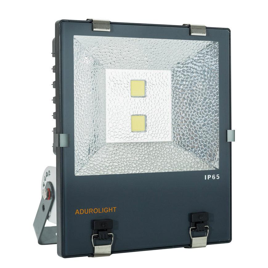 Adurolight® Premium Quality Line led abs schijnwerper, Dextor 150, 150 W, 4000 K  default 870x870