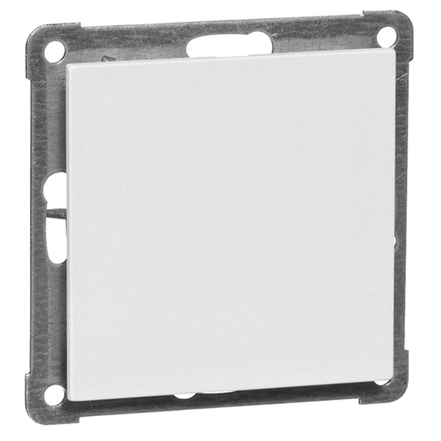 Peha Aura blindplaat met draagframe, levend wit  default 870x870
