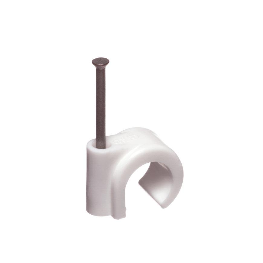 Mepac spijkerclip, wit, 8 - 10 mm  default 870x870