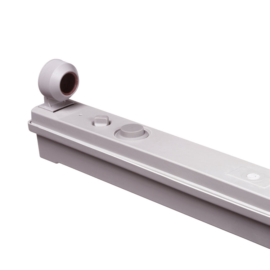 Regiolux TL-armatuur spatwaterdicht, enkel, open, 1x 18 W  default 870x870