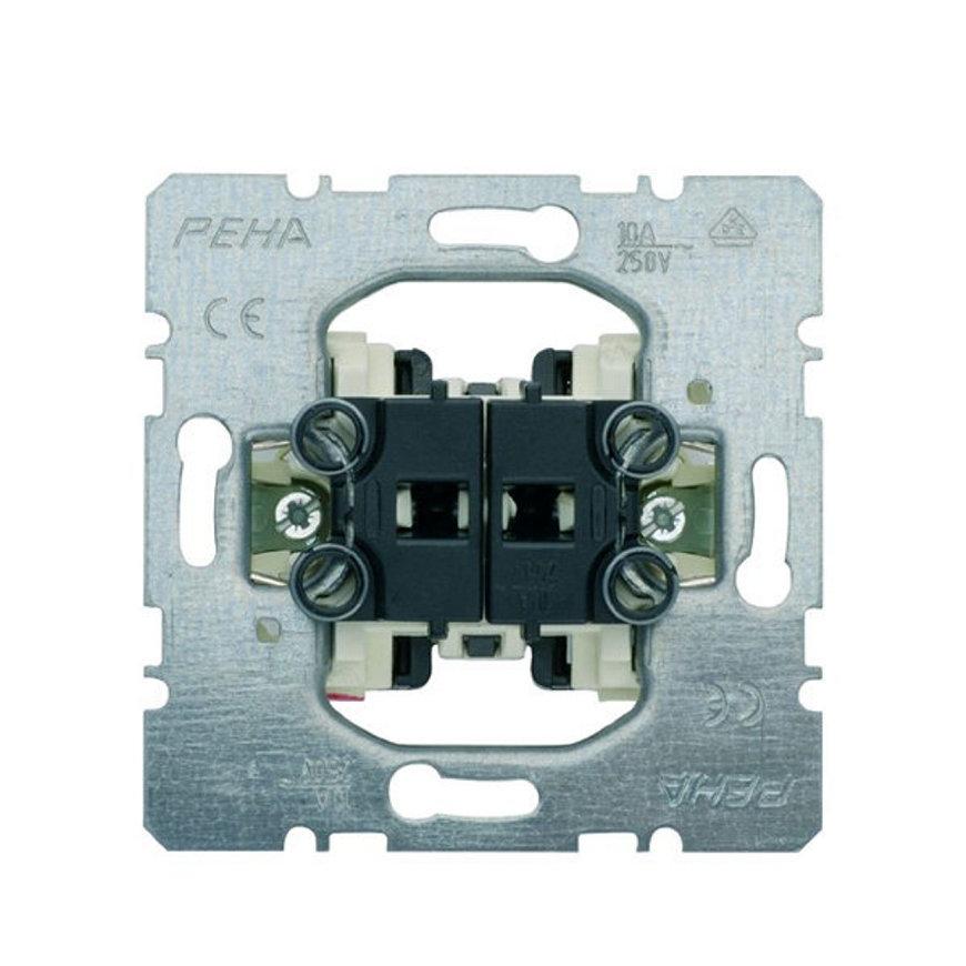 Peha jaloezieschakelaar, type D214, 2 sluitcontacten, met vergrendeling  default 870x870
