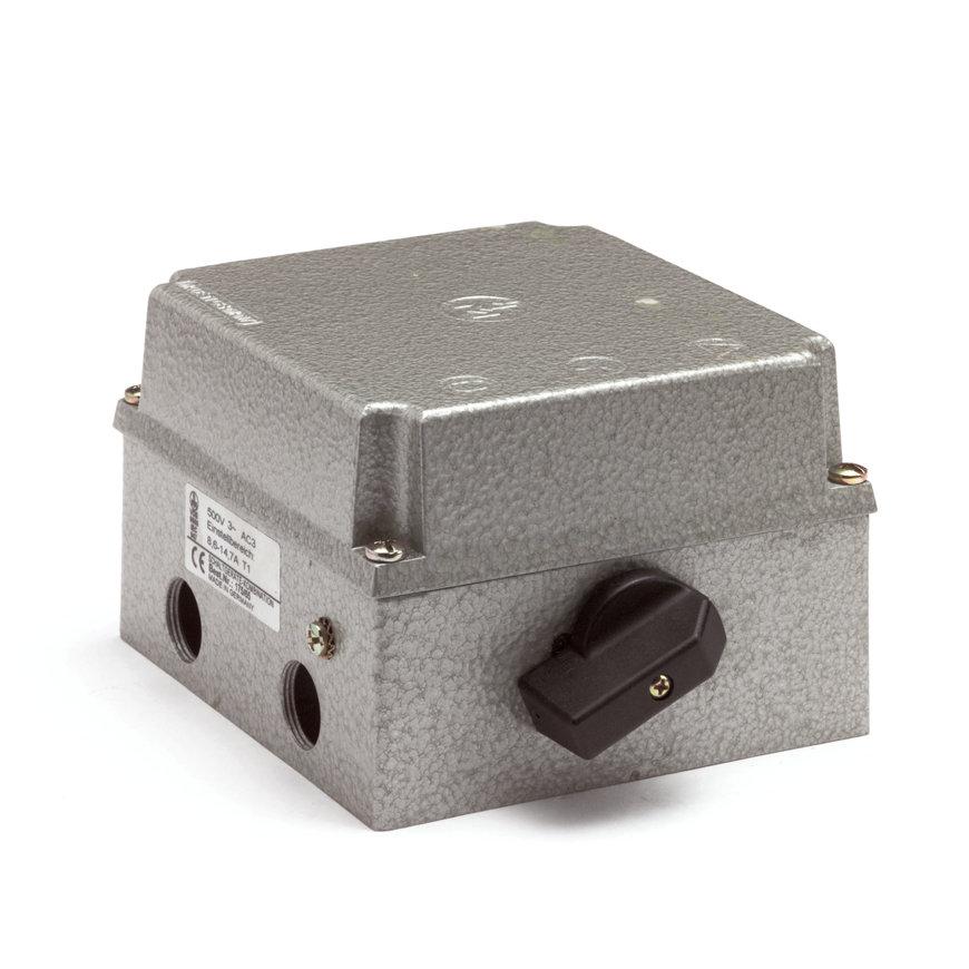 M.E.I. handbediende sterdriehoekschakelaar, type SM, 8,60 - 14,7 A  default 870x870