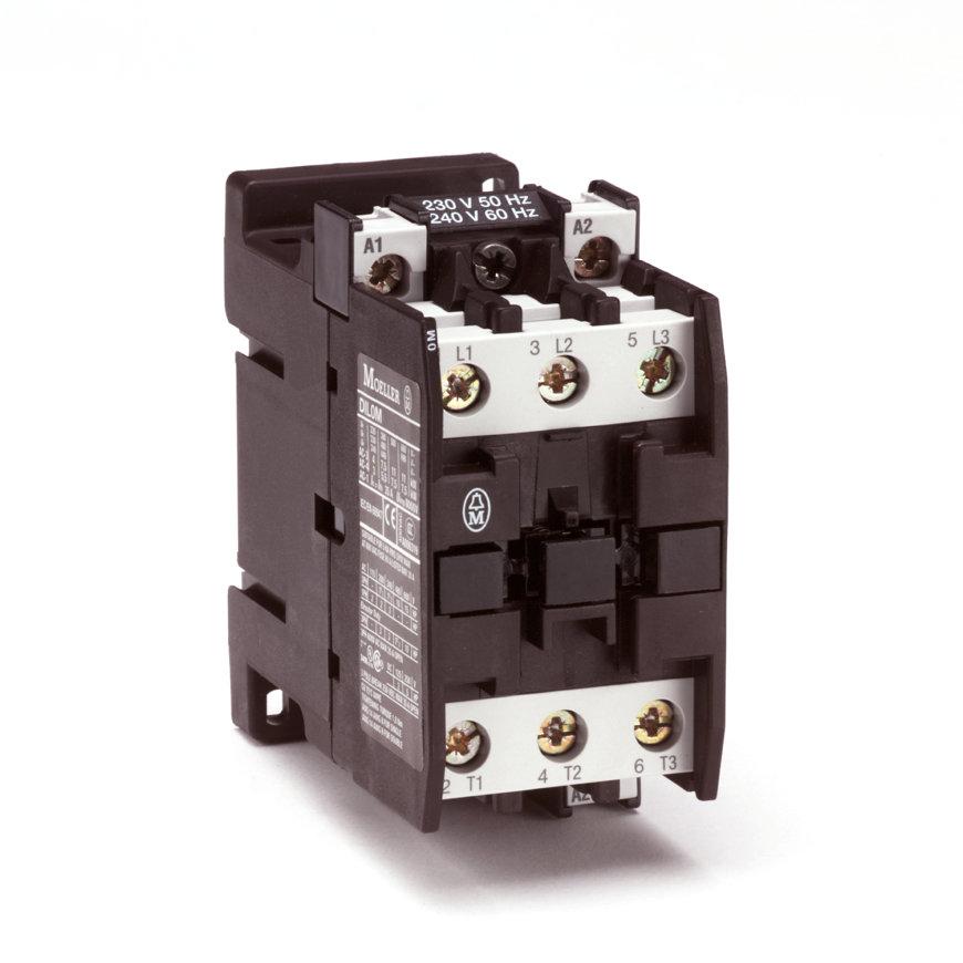 Moeller magneetschakelaar, type DILM-17-10, 400 V  default 870x870
