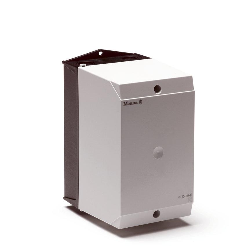 Moeller kunststof kast, type CI-K3-160-TS, voor Danfoss CI-tronic softstarter