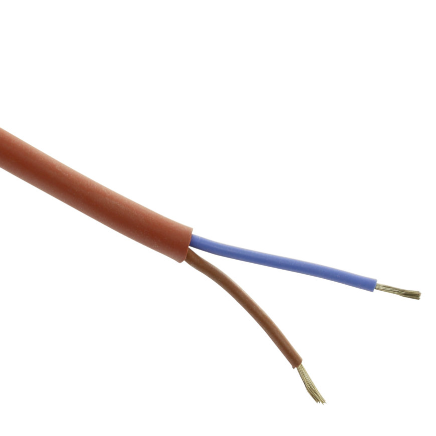 Nexans hittebestendige aansluitsnoer, SIHF, 2x 0,75 mm², 100 m  default 870x870