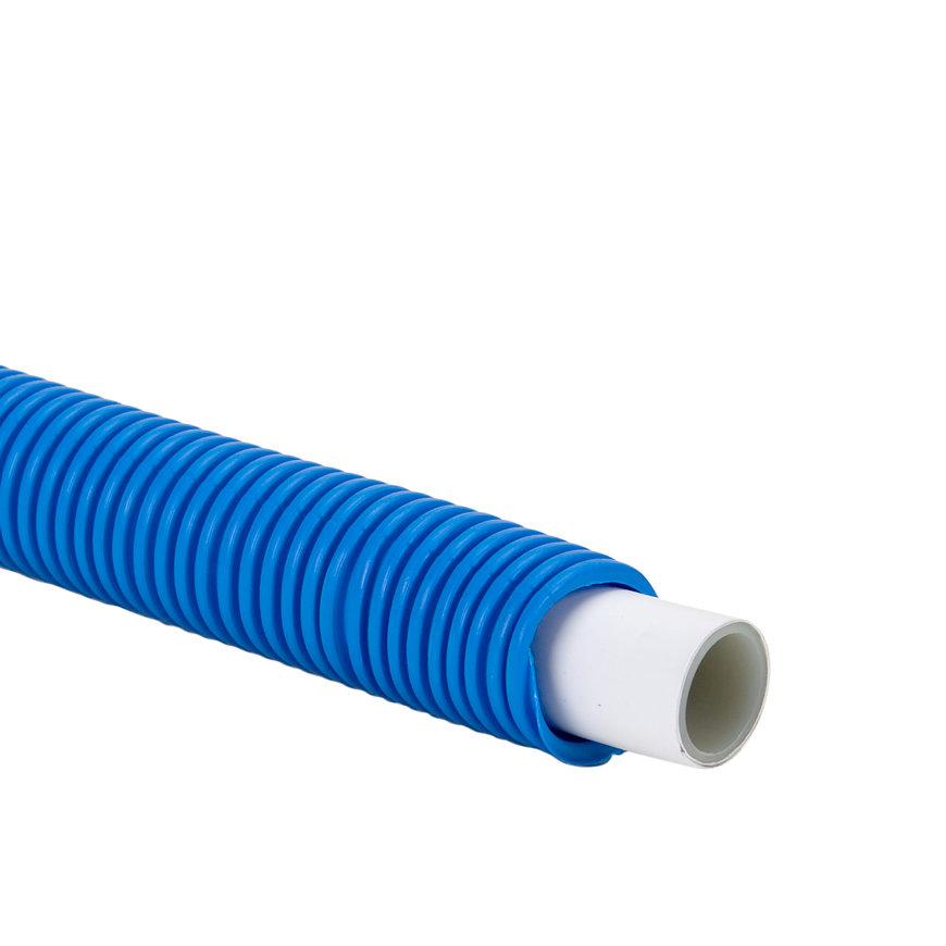 TECElogo AKB buis PE-Xc, 20 mm, in mantel, blauw, l = maximaal 50 m  default 870x870