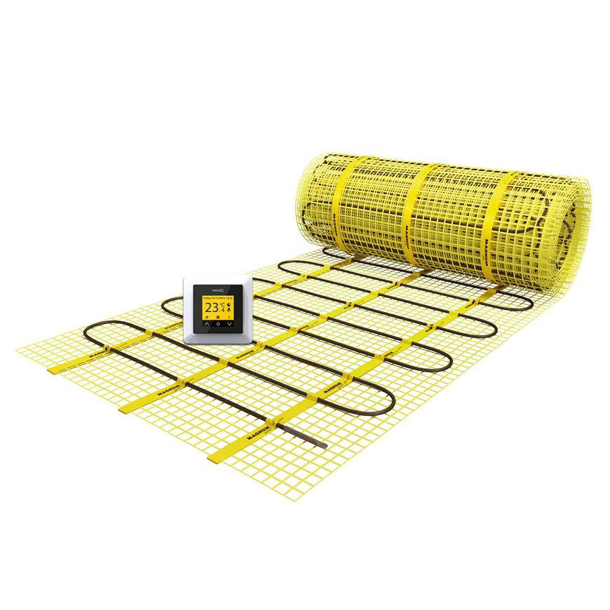 MAGNUM Mat infrarood vloerverwarmingsmat set, MAGNUM X-treme Control, 3,5 m² - 525 W  default 870x870