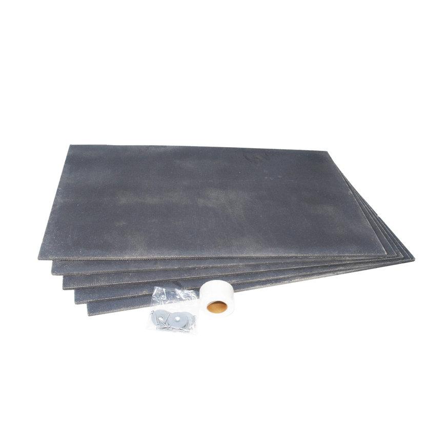 MAGNUM isolatieplaat Isoplate, 60 x 100 cm, dikte 10 mm, 3 m², verpakking á 5 stuks  default 870x870