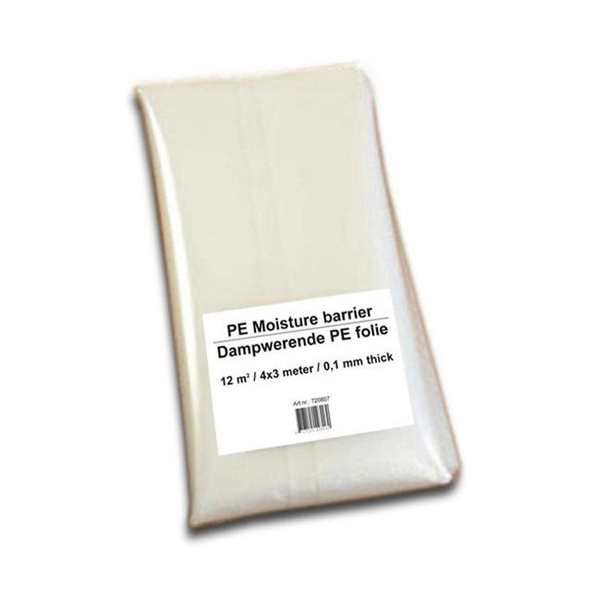 MAGNUM dampwerende folie voor vloerverwarming, 4 x 3 m, dikt 0,1 mm, 12 m²  default 870x870