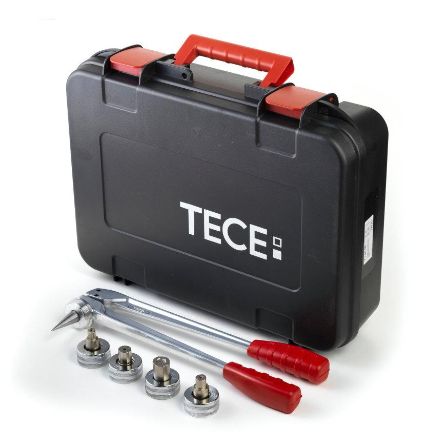 TECEflex handoptromptang, type RAZ-V, 16 - 32 mm