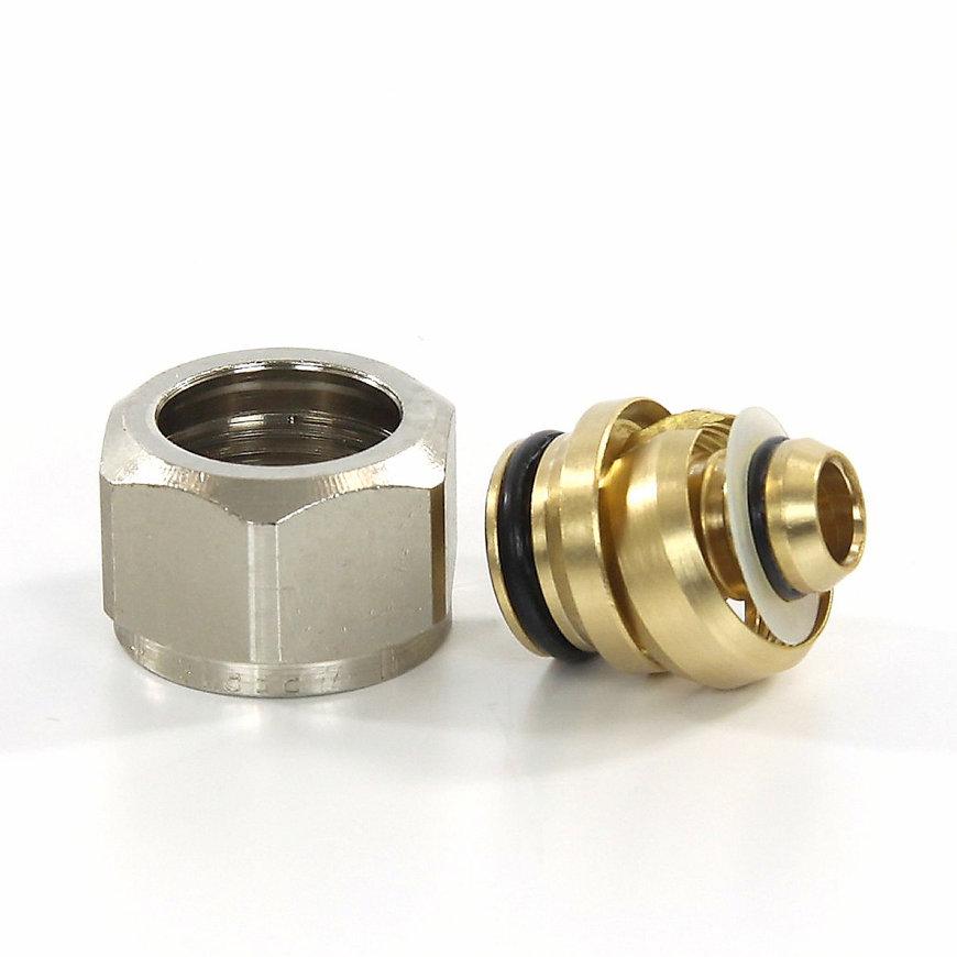 TECEflex knelkoppeling, M22 aansluiting, 16 mm PE-Xc  default 870x870