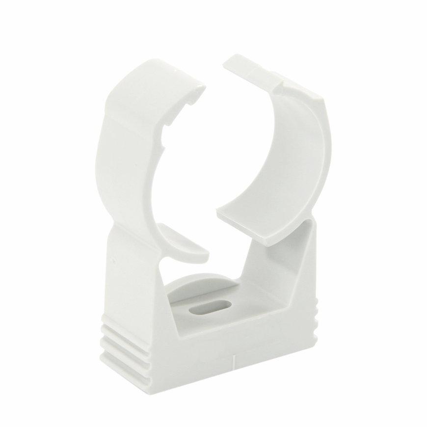 TECEflex buisklem, wit, 14 mm