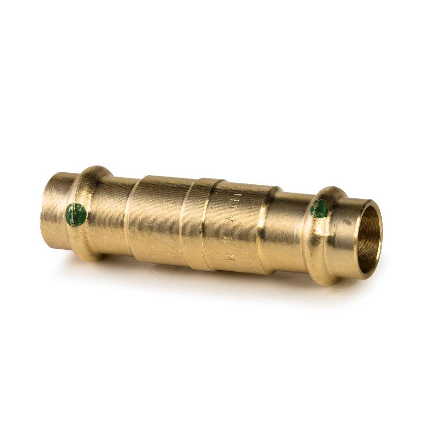 Viega Profi/Sanpress schuifsok met SC-Contur, type 22155, 15 mm
