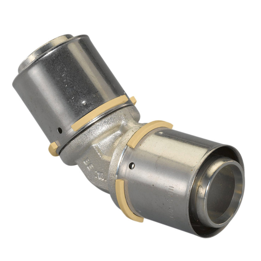 Uponor MLC persknie 45°, 40 mm