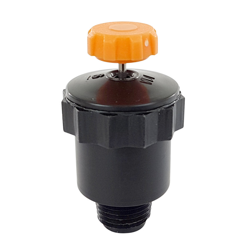 VDL rondsproeier, kunststof, oranje, M11, 4,9 l/min, 294 l/h