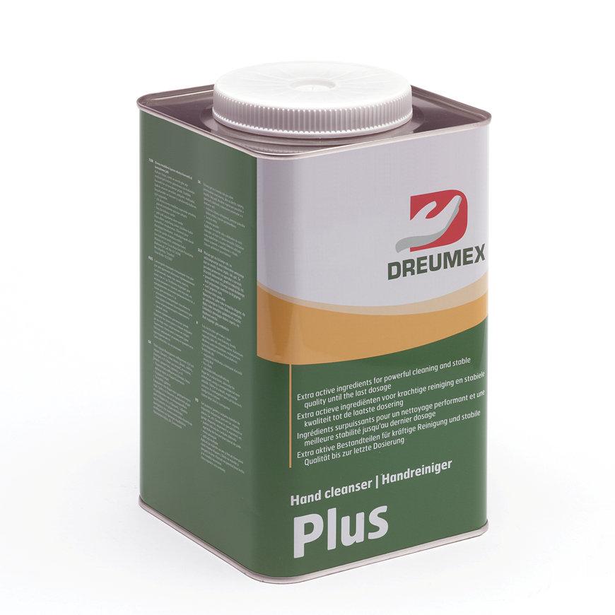 Dreumex handreiniger, type Plus, blik à 4500 ml  default 870x870