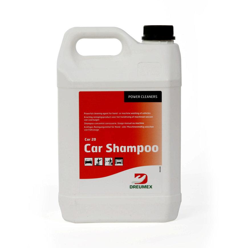 Dreumex CB-systems Car Shampoo, can à 5 liter