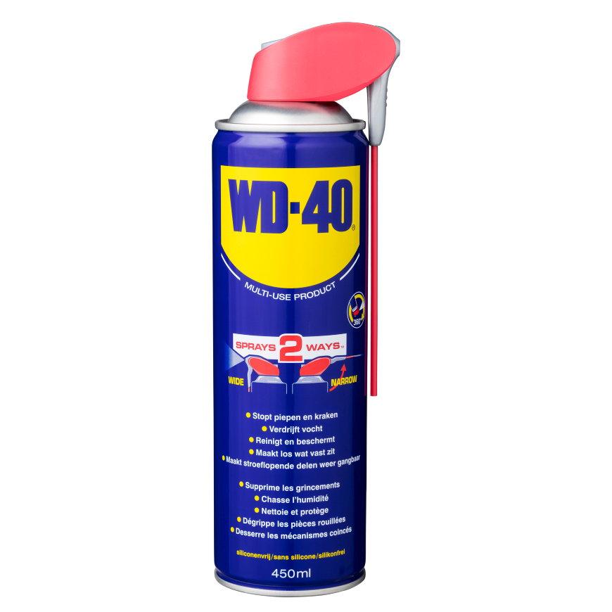 WD-40 Smart Straw Multi-Use Product, spuitbus à 450 ml