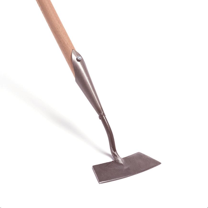 Talen Tools topschoffel, met hilt, 16 cm, steel 170 cm