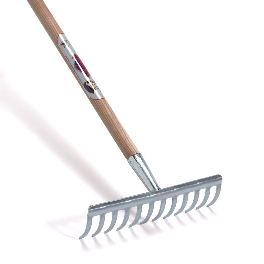Talen Tools tuinhark, 12-tands, incl. steel, verzinkt  default 870x870