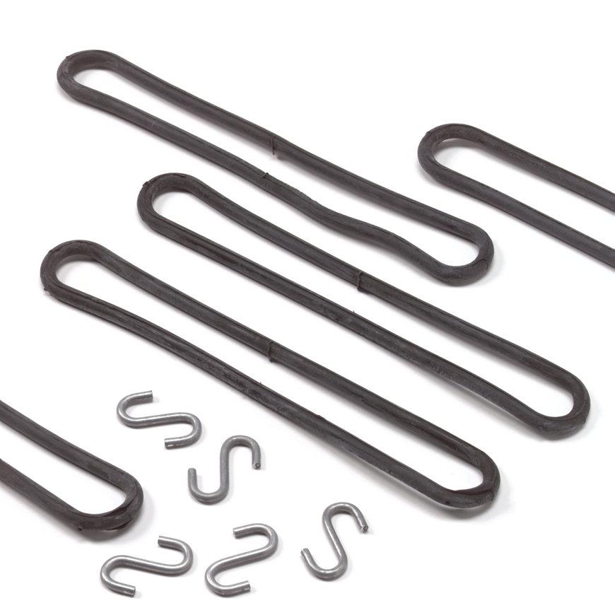 Spanrubber, met haak, zak à 5 stuks  default 870x870