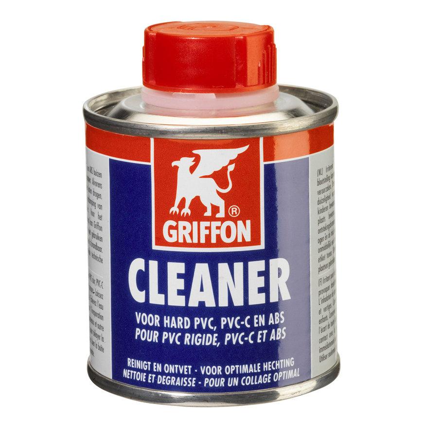 Griffon pvc cleaner, bus à 125 ml