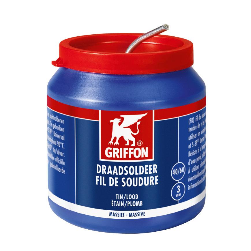 Griffon soldeertin, massief, 40/60, diam. 3 mm, pot à 500 gram  default 870x870