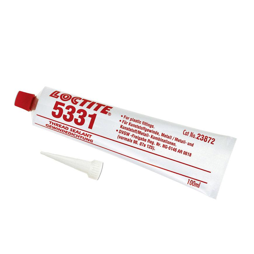 Loctite 5331 schroefdraadafdichting, tube à 100 ml  default 870x870