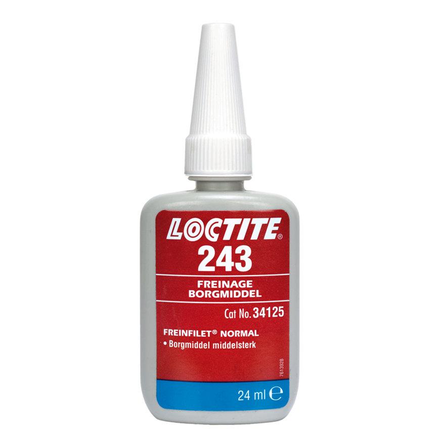 Loctite 243 schroefdraadborging, medium sterkte, flacon à 24 ml  default 870x870