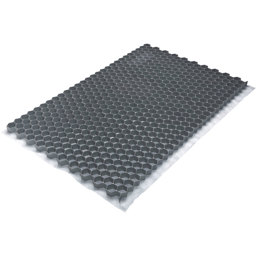 BERA Gravel Fix Pro met anti-worteldoek, pp, 1,6 x 1,2 meter, grijs  default 870x870