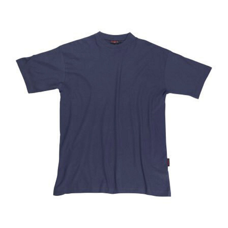 Mascot Java T-shirt, korte mouwen, marine, L