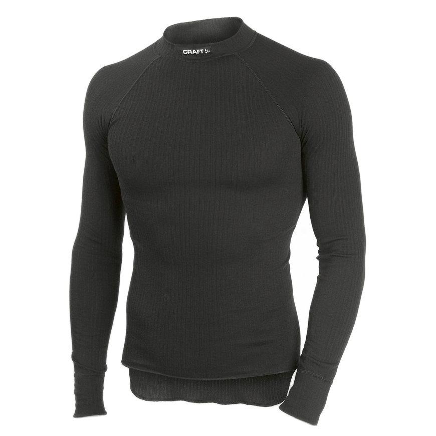 4b8c4ea9173 Craft Active shirt, lange mouw, heren, maat XS, zwart