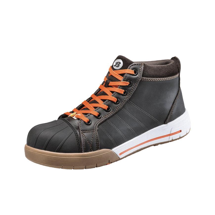 Bata veiligheidsschoenen hoog, type Bickz sneaker 732, S3, ESD, maat 48, W